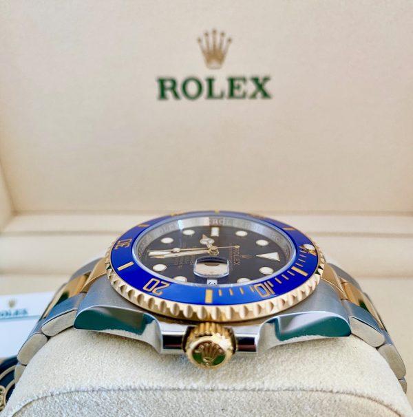 Rolex Submariner 18K/Steel Date Ref. 116613LB