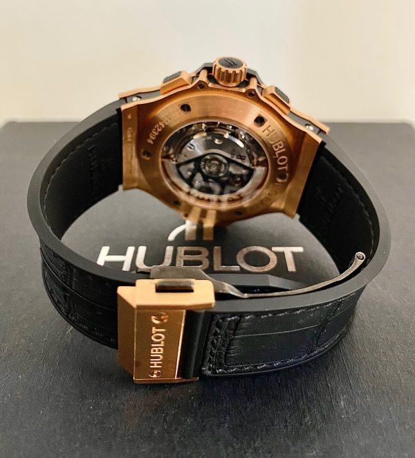 Hublot Big Bang Evolution 18K Rose Gold Ceramic 44MM 301.PM.1780.RX