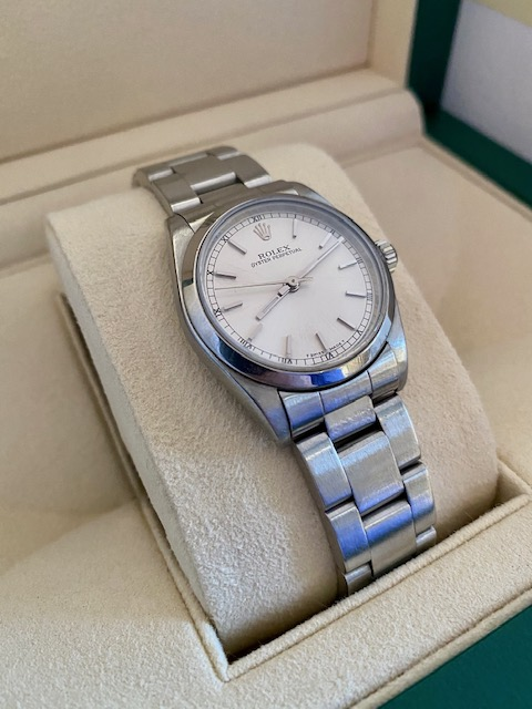 Rolex Oyster Perpetual 31mm ref. 77080