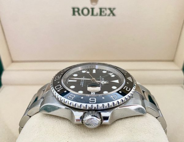 Rolex Black GMT Master II Ref. 116710LN 2018