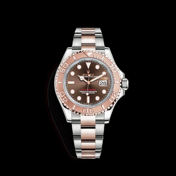Rolex Yacht-Master ref 126621 Everose Gold Year 2020