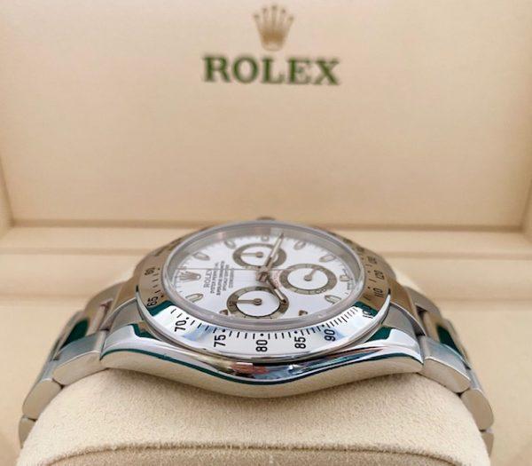 Rolex Daytona White Dial Ref. 116520 Year 2006