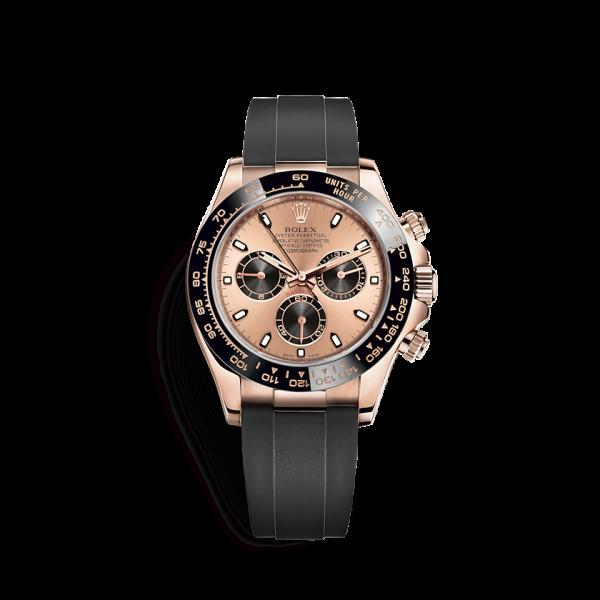Rolex Daytona Everose Gold - Oysterflex 116515LN